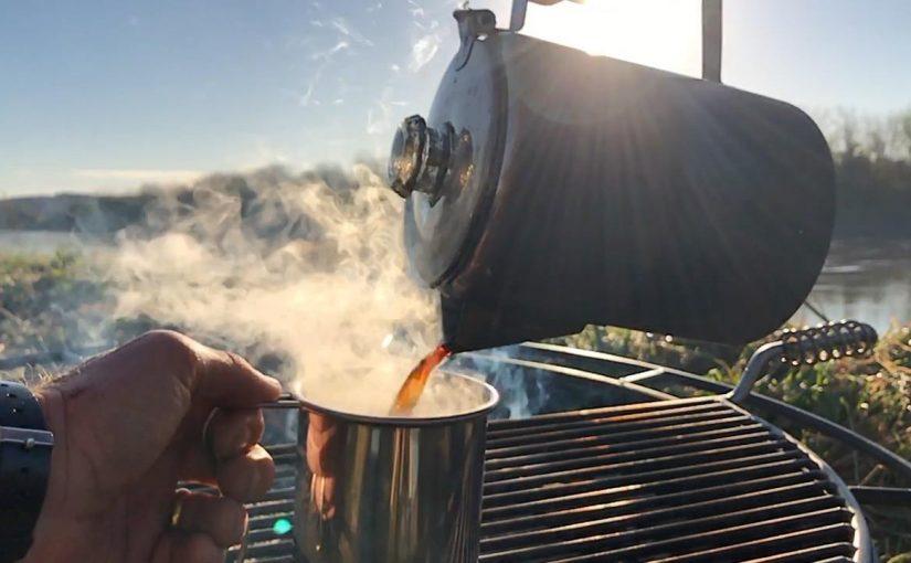 Filtracija suteikia galimybę paruošti švarią kavą be tirščių